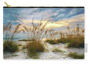 Twilight Sea Oats Carry-all Pouch