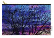 Twilight Sunset Carry-all Pouch