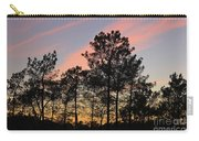 Twilight Tree Silhouettes Carry-all Pouch