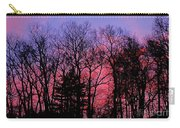 Twilight Trees Carry-all Pouch
