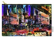 Twilight Zone Hustle Bustle Carry-all Pouch