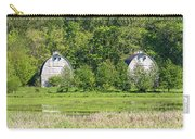 Twin Barns In Spring Carry-all Pouch