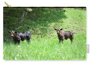 Twin Bulls Carry-all Pouch
