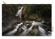Twin Falls Landscape Carry-all Pouch