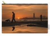 Twin Lakes Sunset Reflected Carry-all Pouch
