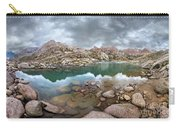 Twin Lakes - Weminuche Wilderness - Colorado Carry-all Pouch