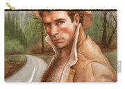 Twin Peaks Cowboy Carry-all Pouch