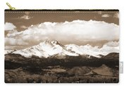 Twin Peaks In Sepia  Carry-all Pouch