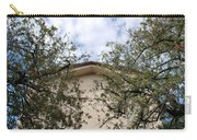 Twin Trees Framing Church Building Carry-all Pouch