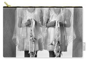 Twins First Communion 2 Carry-all Pouch
