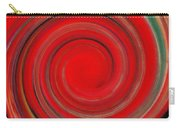 Twirl Red-0951 Carry-all Pouch