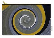 Twirl Yellow  Carry-all Pouch