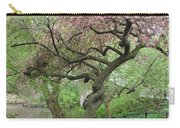 Twisted Cherry Tree In Central Park Carry-all Pouch
