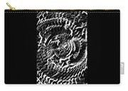 Twisted Gears Abstract Carry-all Pouch