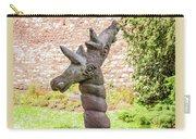 Twisted Giraffe - Colmar France Carry-all Pouch