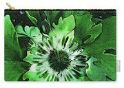 Twisted Leaves Carry-all Pouch