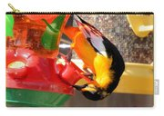 Twisted Oriole Carry-all Pouch