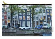 Twisted Panorama. Amsterdam Carry-all Pouch