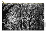 Twisted Trees Carry-all Pouch