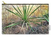 Twisted Yucca Carry-all Pouch