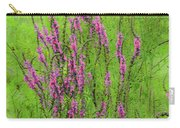 Twisty Flowers Carry-all Pouch