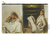 Two Arab Women Carry-all Pouch