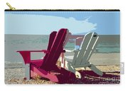 Two By The Shore Carry-all Pouch