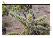 Two Cholla Friends Carry-all Pouch
