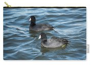 Two Coots Carry-all Pouch