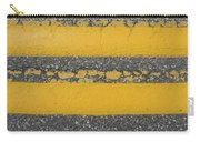Two Country Yellow Carry-all Pouch
