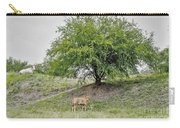 Two Cows And A Tree Carry-all Pouch