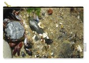 Two Crabs And One Worm Carry-all Pouch