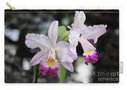 Two Delicate Orchids Carry-all Pouch