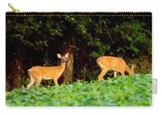 Two Doe Carry-all Pouch