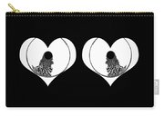 Two Dreamy Eyed Hearts Carry-all Pouch