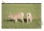Two Ewes In The Badlands Carry-all Pouch