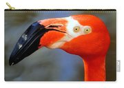 Two Eyed Flamingo Carry-all Pouch