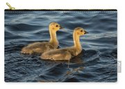 Two Goslings Carry-all Pouch
