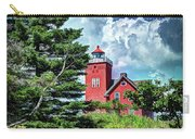 Two Harbors Lighthouse Carry-all Pouch