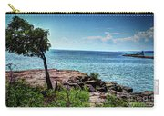 Two Harbors North Pierhead Light Carry-all Pouch