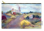 Two Lights In Cape Elizabeth Maine Carry-all Pouch