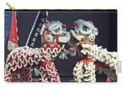 Two Lions Kung Fu Club Carry-all Pouch