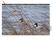 Two Mallards Carry-all Pouch