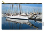 Two Mast Schooner Carry-all Pouch