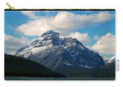 Two Medicine Lake And Rising Wolf Mountain Carry-all Pouch