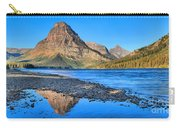 Two Medicine Lake Sunrise Panorama Carry-all Pouch