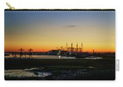 Two Mile Landing At Sunrise - Wildwood Crest New Jersey Carry-all Pouch