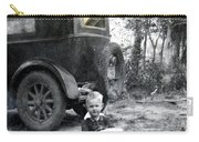 Two Old Cars Carry-all Pouch