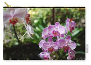 Two Orchid Branches Number One Carry-all Pouch