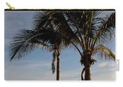 Two Palms And The Gulf Of Mexico Carry-all Pouch